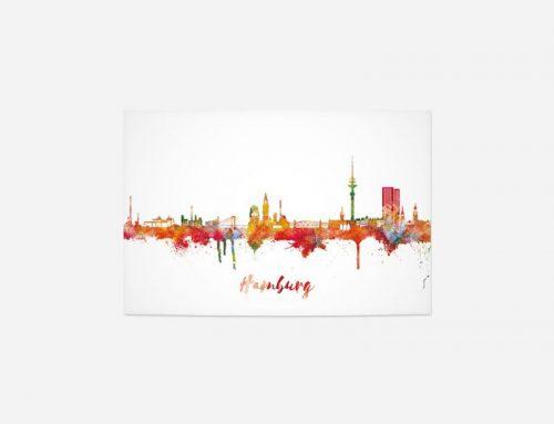 Hamburg – Skyline