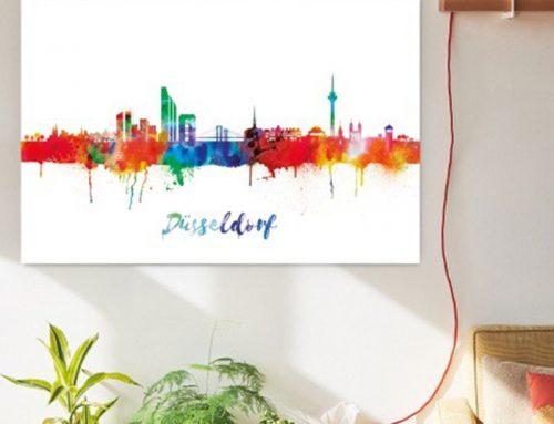 Düsseldorf – Skyline
